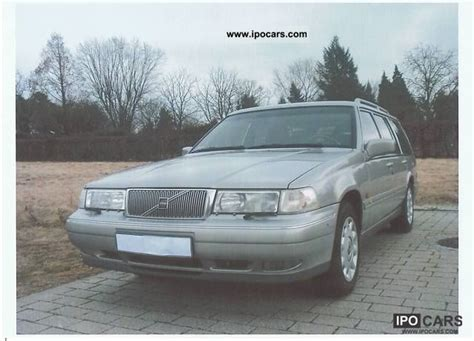 1997 volvo v90 3 0 car photo and specs