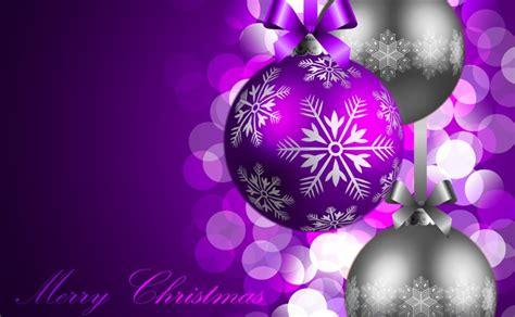 christmas wallpaper violet purple christmas background