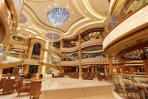 Princess Cruises has built its largest ever cruise ship