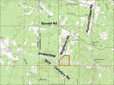 Tallapoosa County Alabama Property Records 35 Acres In Tallapoosa County Alabama