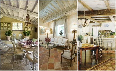 modern interior decorating ideas in provencal style home