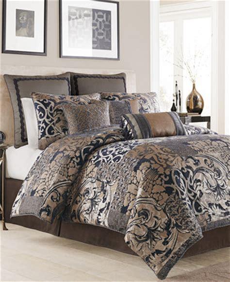 macy s bedding set sale croscill ryland blue king comforter set bedding