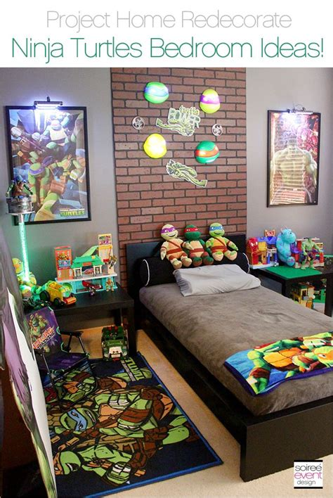ninja themed bedroom 25 best ideas about ninja turtle bedroom on pinterest