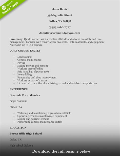 28 how to write a construction resume 28 construction resume exles exle resume how