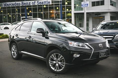 pre owned lexus rx 350 pre owned 2013 lexus rx 350 f sport sport utility in