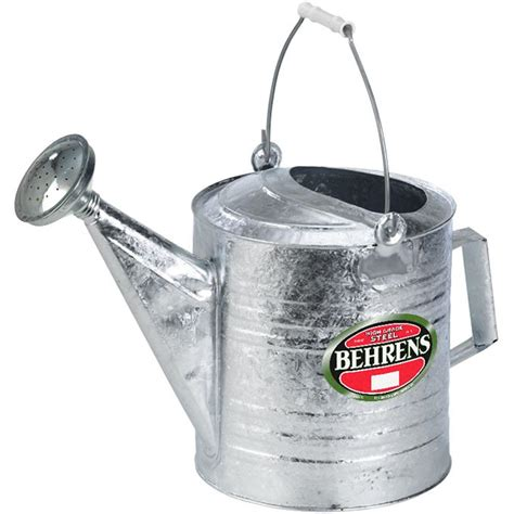 behrens  gal hot dipped steel watering