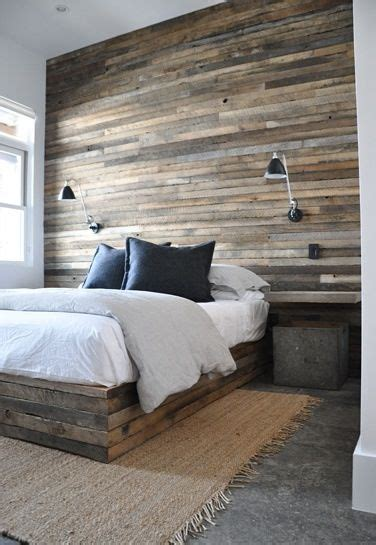 reclaimed wood bedroom reclaimed wood accent wall for bedroom for our home