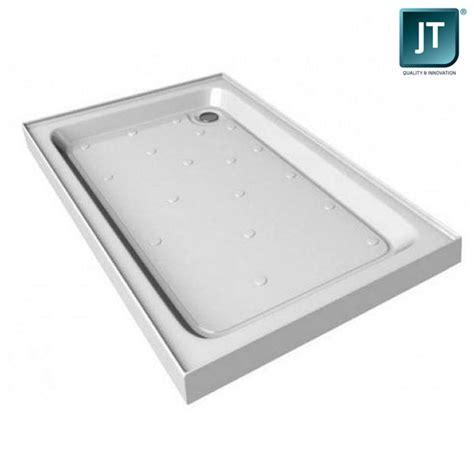 shower tray just trays ultracast rectangle upstand shower tray uk