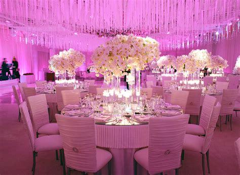 Wedding Reception Decor Ideas by Luxury Wedding Decorations Decoration