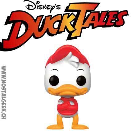 Funko Pop Disney Ducktales Huey Duck figurine funko pop disney duck tales riri huey