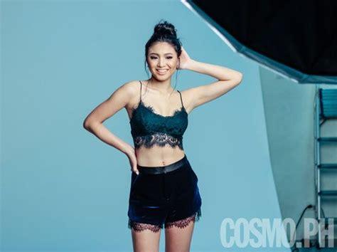 celebrity who has crush on nadine lustre nadine lustre absolutely gorgeous fitspiration