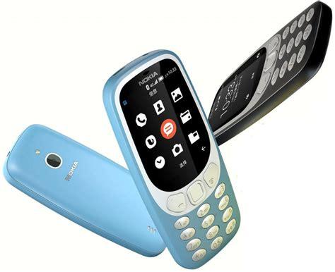 Nokia 3310 Tahun kembali di tahun 2018 nokia 3310 sudah bisa 4g nokiafans id