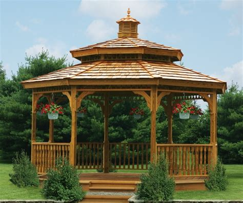 Roof Patio by What S The Difference Between A Pergola And A Gazebo