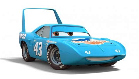 Cars King additional cars 3 profiles shannon spokes ramone s new
