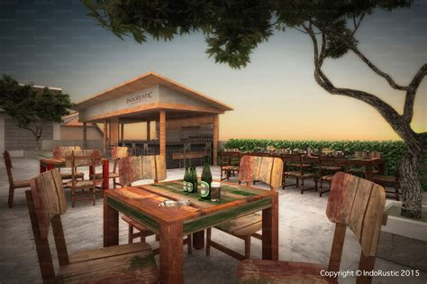 The Wine House by Wine House Indorustic