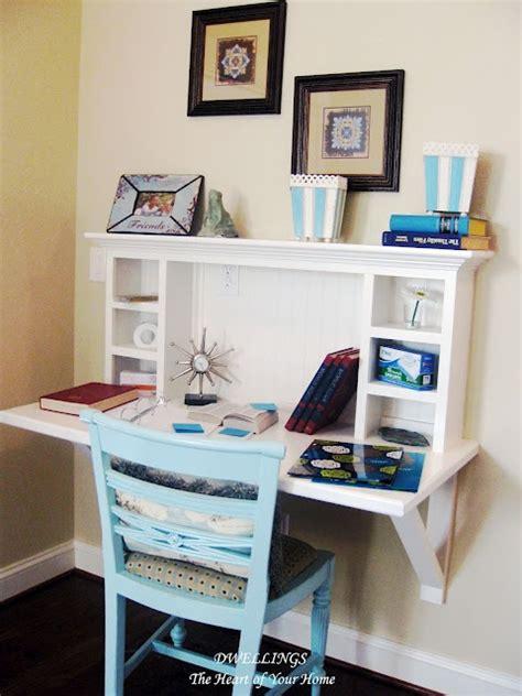 Small Desk Area Ideas W Poszukiwaniu Idealnego Biurka Szafeczka
