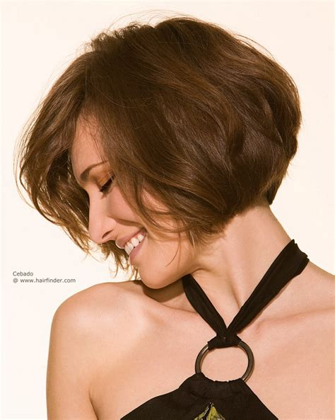 bob hairstyles definition stacked bob with a gentle curve in the nape and lower crown