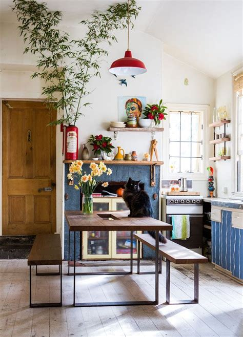 bohemian kitchen design babylon sisters the bohemian kitchen