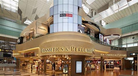 Sk Ii Di Changi Airport terminals duty free shopping more singapore changi
