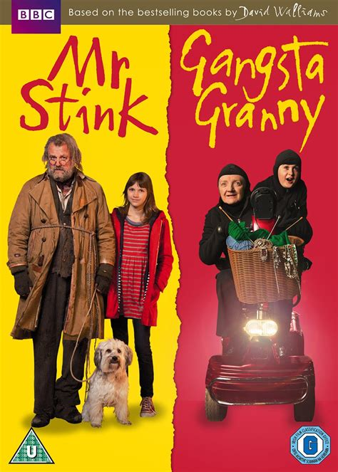 gangster granny full film gangsta granny mr stink uk import