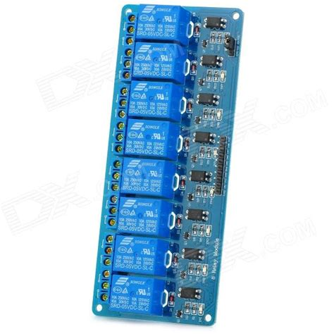Module Isolated Relay 8 Channel Dengan Photocoupler 8 channel relay module board w optocoupler isolation