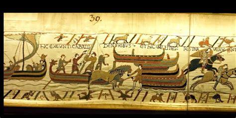 Tapisserie De Bayeux Histoire by Un Historien Raconte La Tapisserie De Bayeux