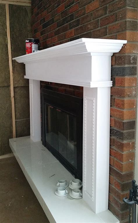 Can You Paint A Fireplace Insert by Painted Brick Fireplace Fresh Crush