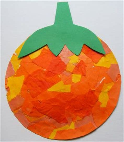Pumpkin Paper Plate Craft - paper plate pumpkin alphabet craft the letter p