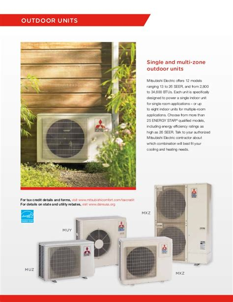home comfort heating and cooling mitsubishi ductless home heating and cooling system