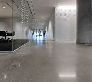 Garage Apartment Design Ideas myer head office polished concrete flooring commercial