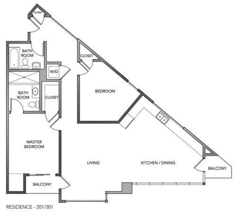 triangle floor plan the century on market releases triangular floor plans floor plans floors and the o jays