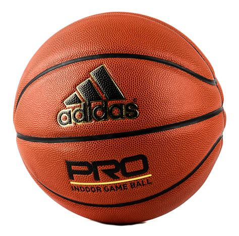 basketball is adidas new pro indoor ballon de basket s08432