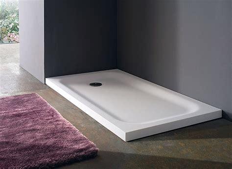Corian Oberfläche by Blubleu Piatti Doccia Design Antonio Bullo