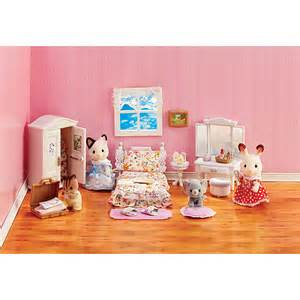 Calico Critters Bedroom Set Calico Critters Floral Bedroom Set International