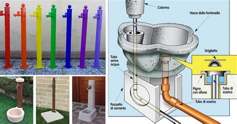 fontane da terrazzo fontane da giardino quali scegliere e come si installano
