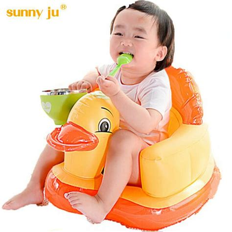 Baby Chair Portable As Seen On Tv Ready ju baby chair children s feeding portable folding sofa infant puff dining