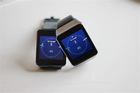 Android Wear Smartwatch: LG G Watch and Samsung Gear Live   Flickr