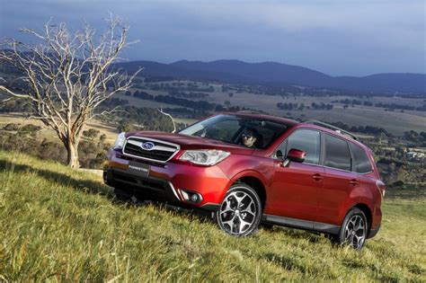 subaru forester car 2014 subaru forester review 2 5i auto caradvice