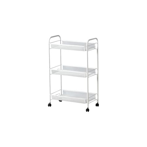 Bathroom Storage Trolley Ikea Hornavan Kitchen Trolley Cart