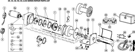 rule winch wiring diagrams 120 volt winch wiring diagram