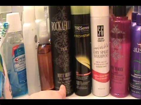 whats in my bathroom whats in my bathroom hair products i use youtube
