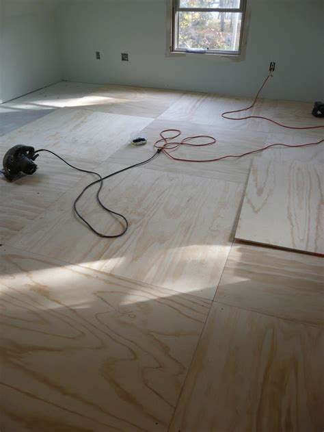 How To Paint Plywood Floors by 17 Best Ideas About Plywood Floors On Stained