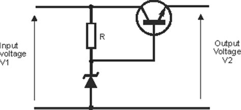 zener diode power supply circuit zener diode circuits and applications radio electronics