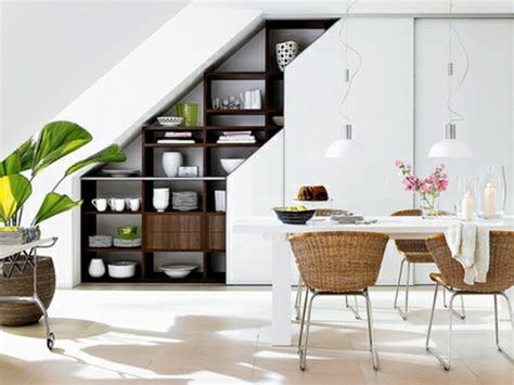esszimmer mit stuhl schienen gleitt 252 ren selber bauen die wohnung modern gestalten