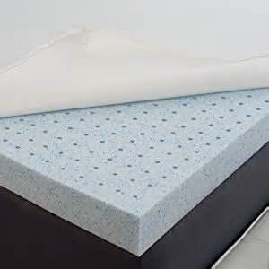 Sleep Number Mattress Pad Warranty Sleep 174 2 Quot Gel Memory Foam Mattress Topper Made With Biofresh 174 5 Year Warranty