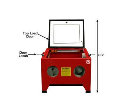 table top blast cabinet sbc90 table top sandblast cabinet gses