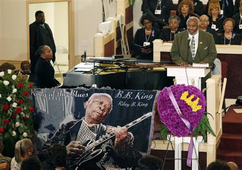 funeral for b b king held in mississippi delta hometown