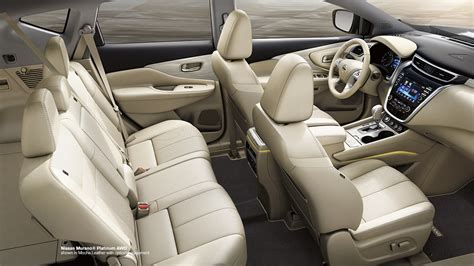 2015 Nissan Murano Interior by 2015 Nissan Murano Crossover Features Nissan Usa