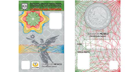 Licencia De Conducir Mexico Df | licencias para conducir del df tienen nuevo dise 241 o