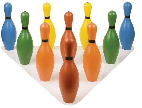 Pinset 1 Set complete bowling set bowling active sports leisure